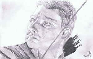 Hawkeye by ConkerTSquirrel