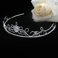 Elegant Headpiece Tiara by camias