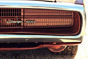 1970 Charger Detail by FrancesColt