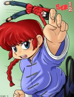 Ranma by sseanboy23