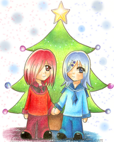 Secret Santa :D by Shunshuu-Tsunami