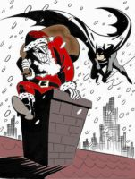 Christmas with Joker by I.S. by The-Joker-Club