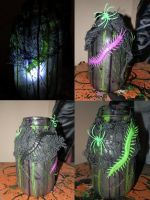 Insects Lantern by VampirePlayMate