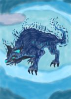 Make Element wolf Walther by daylover1313