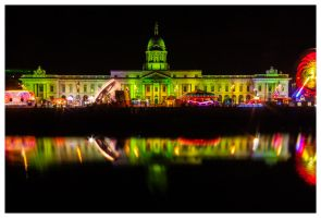 CustomHouse in Green by suolasPhotography