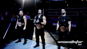 The Shield (HD) by WWEAllStarHD