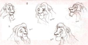 lion king practice again by melted-gummy-bears