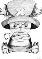 Chopper's War Face by HoRoHoRoHoRoHoRo