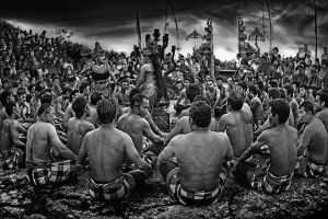 The Kecak Dancer by SAMLIM