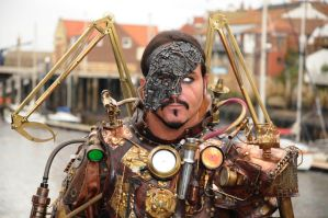 steampunk mad by overlord-costume-art
