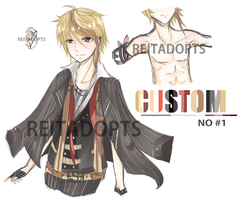 [ ADOPT ] Custom: Shinju-Tsukuda by reitadopts