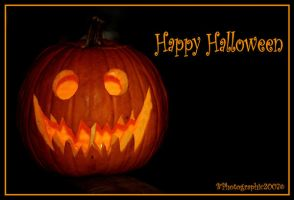 Happy Halloween by BPhotographic