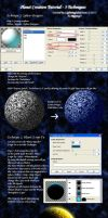 Planet Tutorial for GIMP by LightningIsMyName