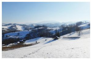 February 14, 2015 trip to the mountains VI by VesnaRa14