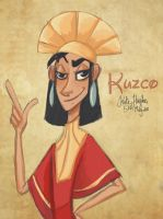 Kuzco by Alias-Hugo