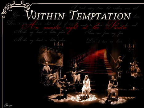 Within Temptation by Pioson