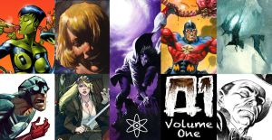A1 annual cover banner by DeevElliott