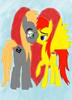 The Editor and JessicaPedley ship by daylover1313