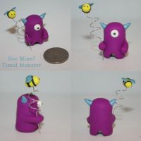 Bee Mine? Timid Monster by TimidMonsters