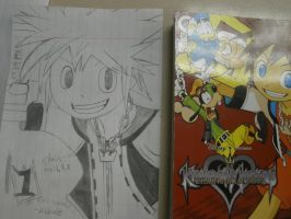 Sora- Chain of Memories by Leioll