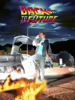 Back to the future box remake by BrawlerNiels