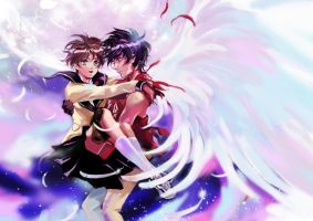 Escaflowne~ by Athena-chan