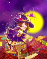 holloween night of miracle by imaipack