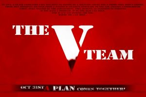 TAD023 - The V-Team by Lykeios-UK