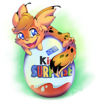Kinder Surprise by Bestary