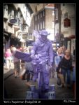 Purpleman rld holga  01 by richardldixon
