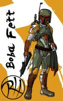 The Fett Man by Predaguy