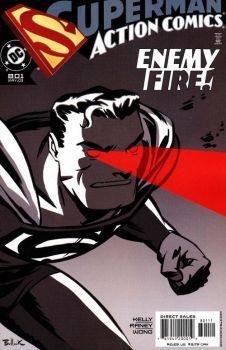 Action Comics 801 published by DaveBullock