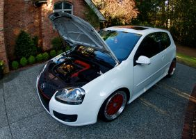 The White GTI 2 by OEMminus
