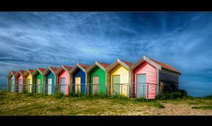 Hut Hut Hut - HDR by Wayman
