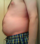 Bloated Belly Play by newgainer2014