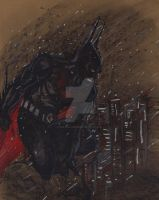 Batman Beyond by Graymalkin2112
