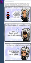 Q: Xemnas isn't pleased... by Highwind-Sniper