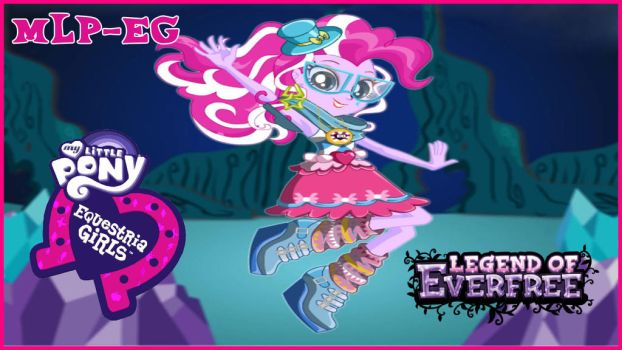 MLPEG - Legend of Everfree Pinkie Pie by MLPEGPAGE