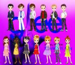 Glee Formal by nomicall