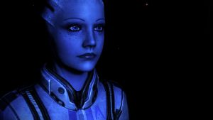 Liara T'Soni 17 by johntesh