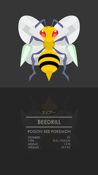 Beedrill by WEAPONIX