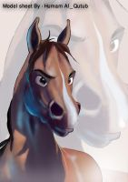 horse.. by memo-80