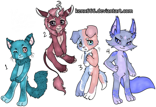 Anthro adopts OTA OPEN 4/4 by kenx666