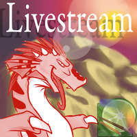 Friday Commission livestream slots available by Lucern7
