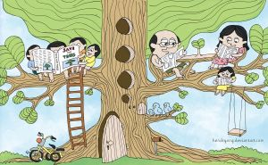 save our trees. by hendryong