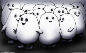 March of the Adipose by ApocalypseCartoons