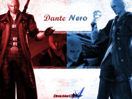 DMC 4 wall by Dante-DS