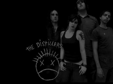 The Distillers by gReEnKeDs