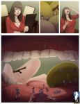 Grapes of Vore by giantess-fan-comics