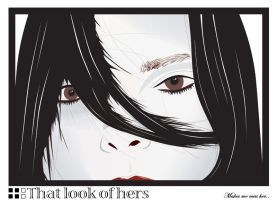 That look of hers by primestein